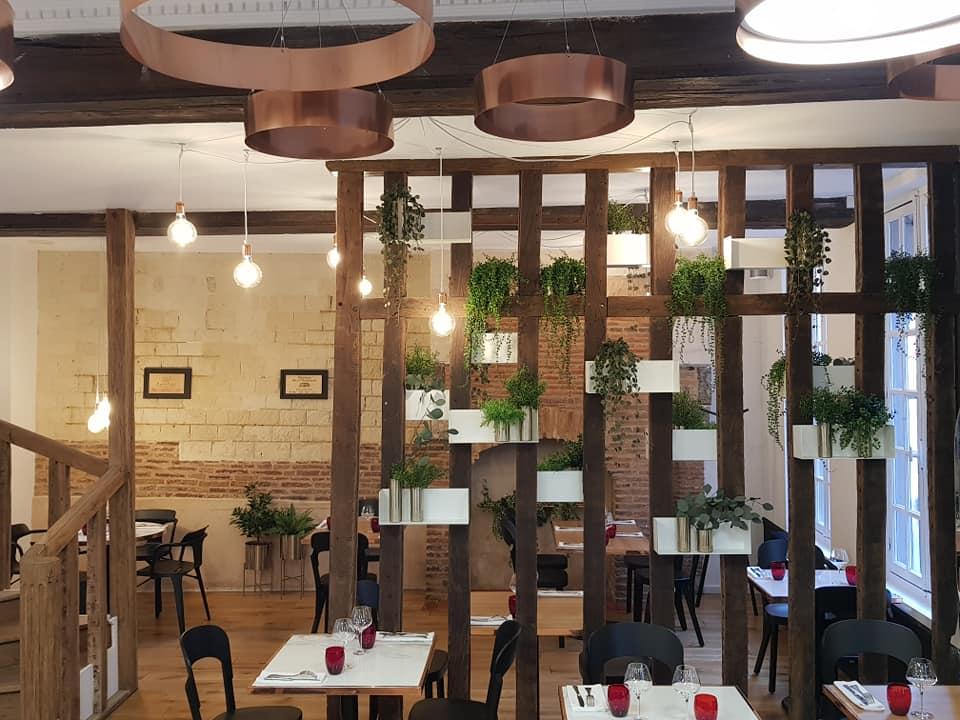 restaurant classe à troyes
